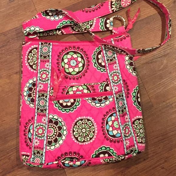 Vera Bradley hipster crossbody purse